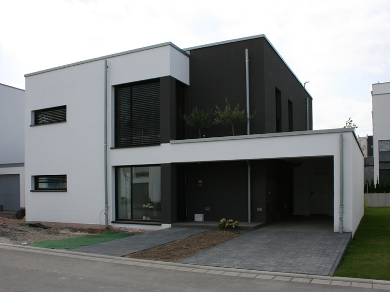 architektenhaus in mainz gonsenheim ibf. Black Bedroom Furniture Sets. Home Design Ideas